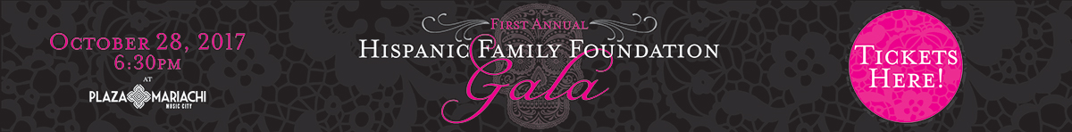 HFF First Annual Gala Advertising