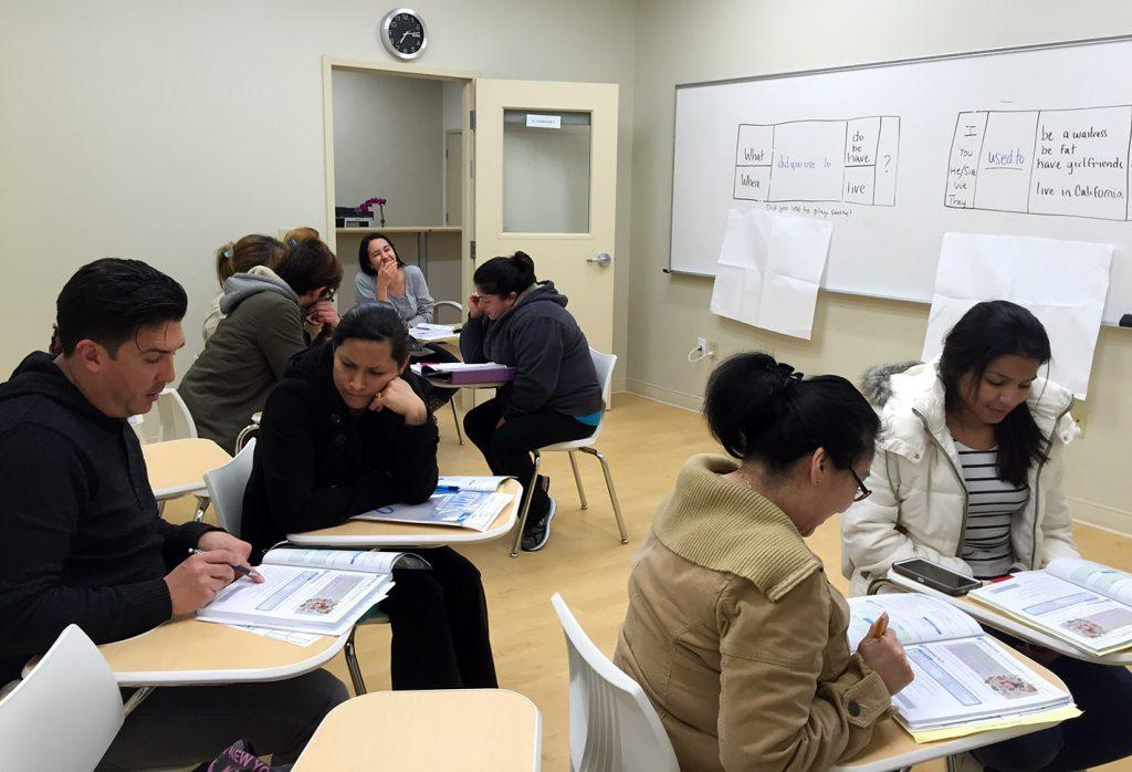 TFLI Classroom at HFF