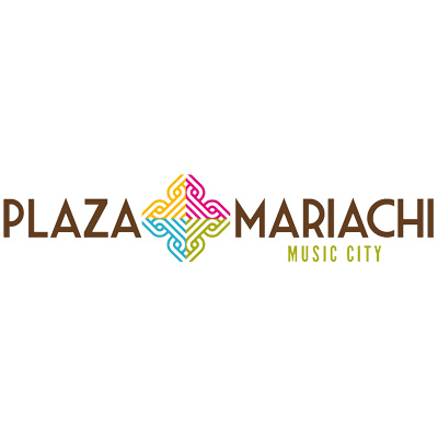 Plaza Mariachi Music City Official Logo