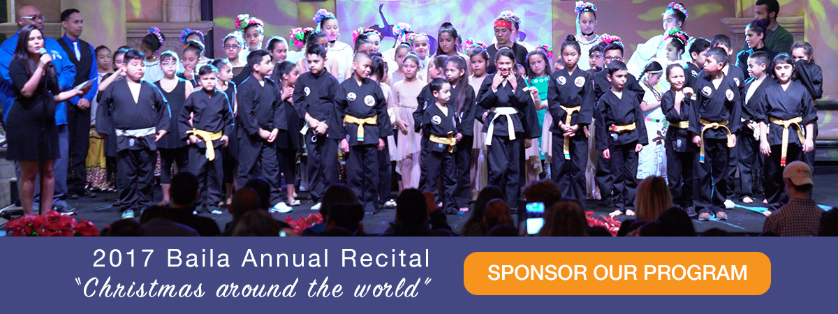2017 Annual Baila Recital